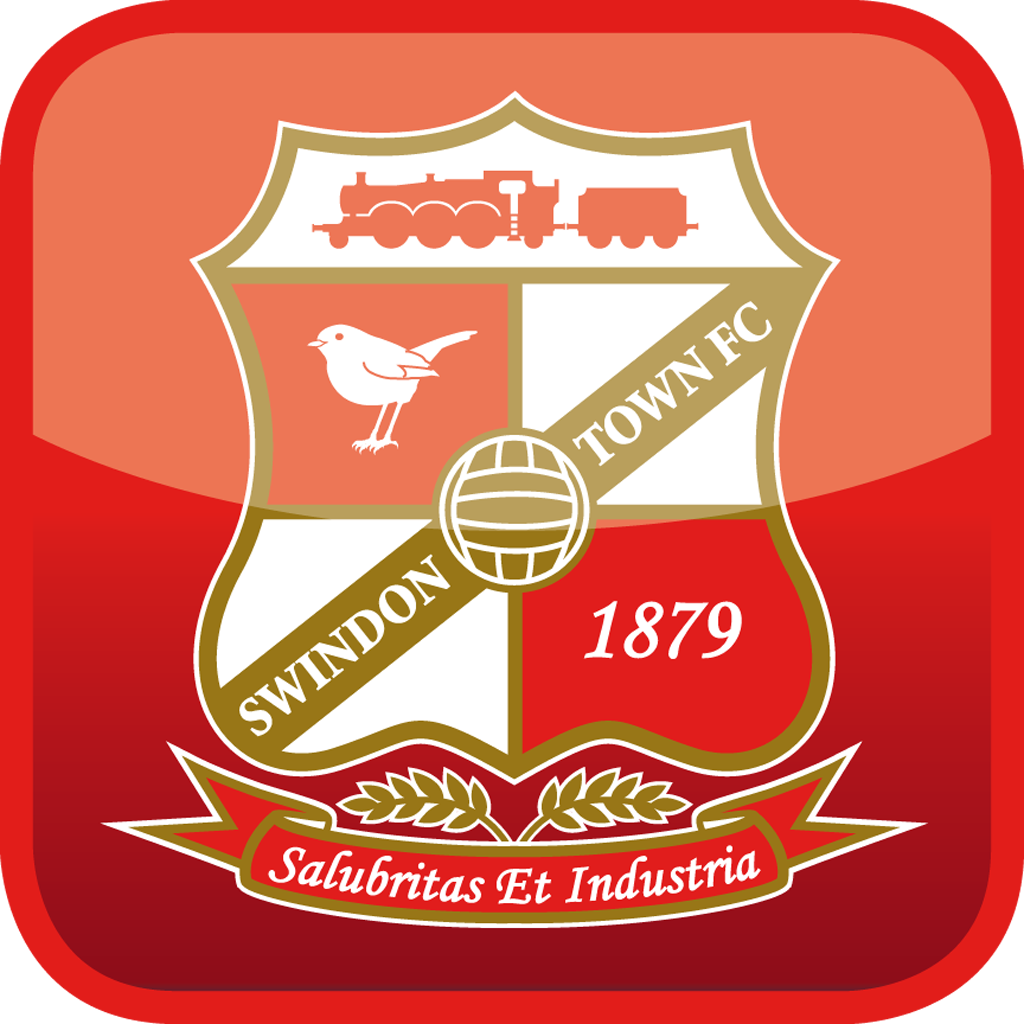 COYR - The Official Matchday Programmes of Swindon Town FC icon