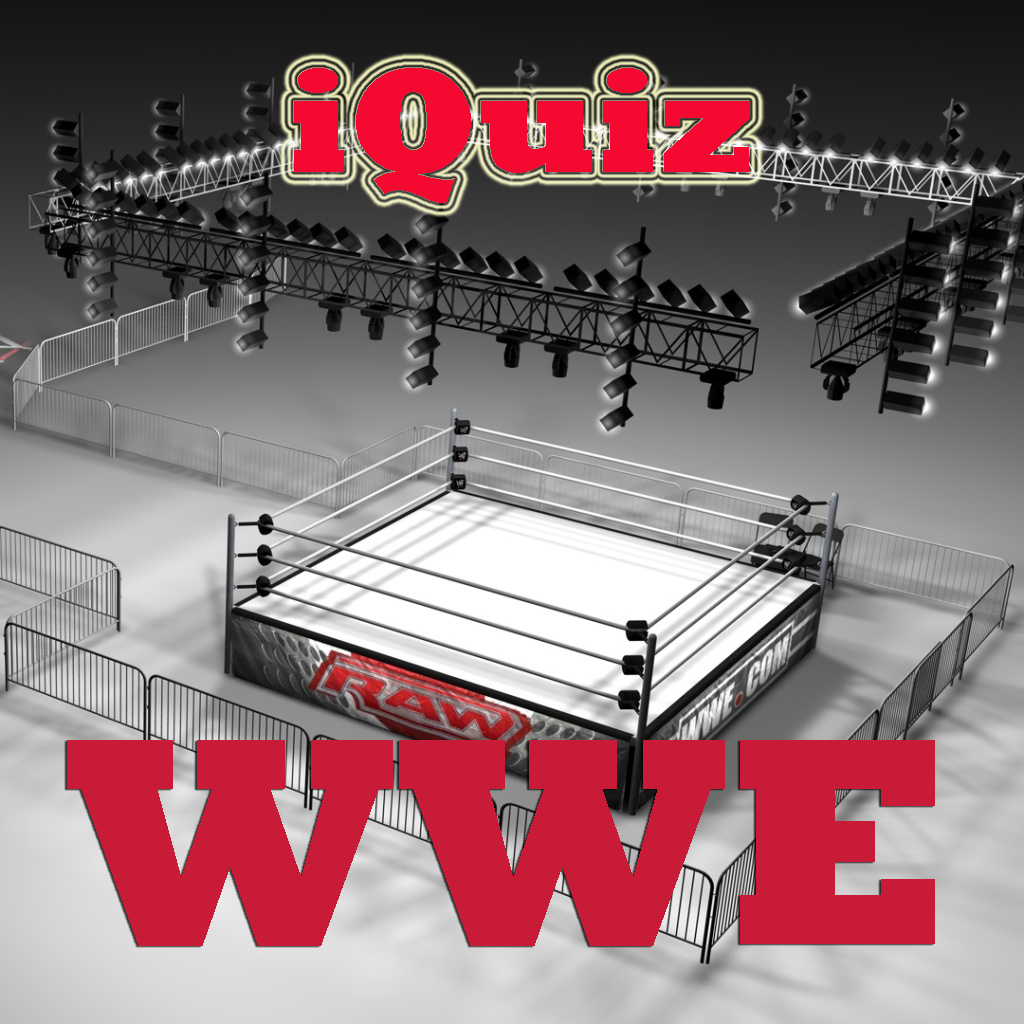 iQuiz for WWE ( World Wrestling Entertainment Sport trivia )