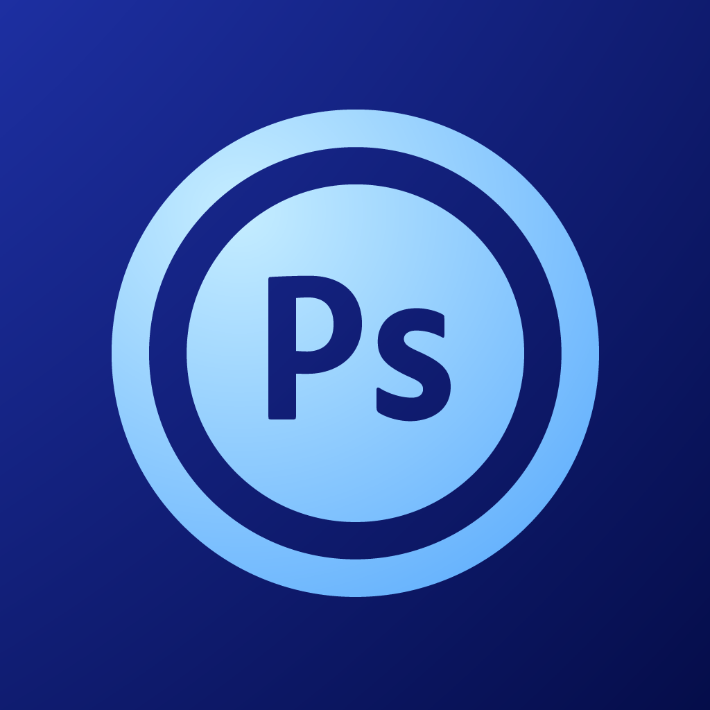 Adobe Photoshop Touch for phone icon