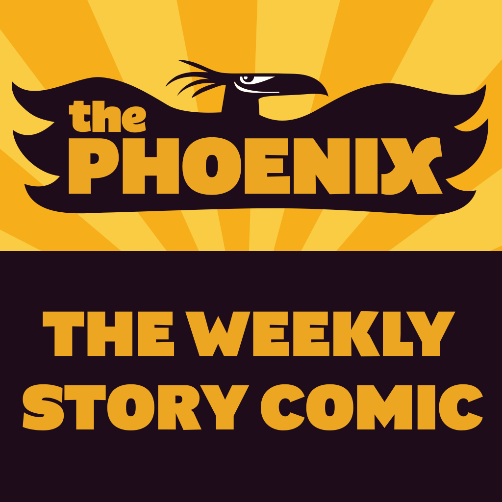 The Phoenix Weekly Story Comic for Kids