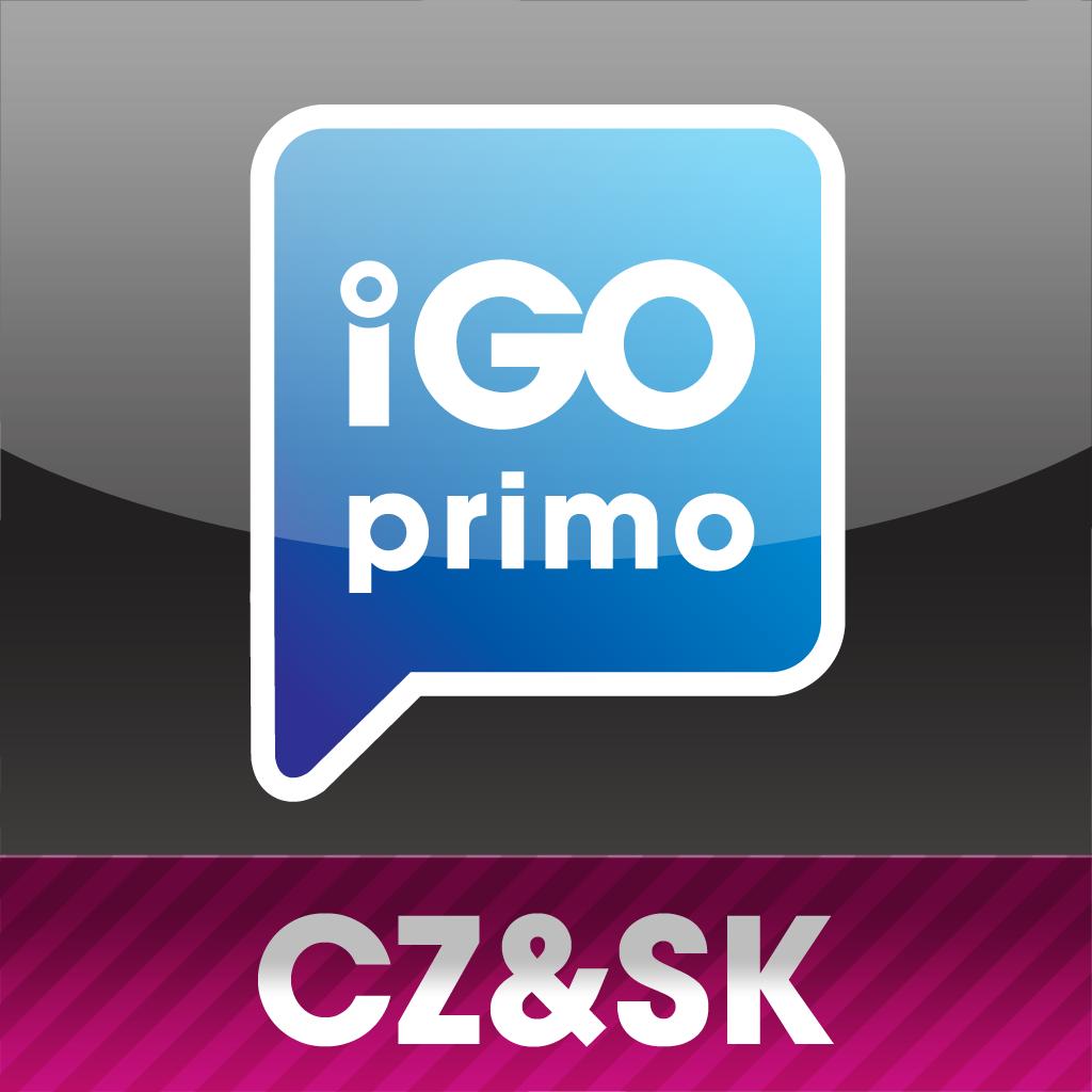 Czech Republic and Slovakia - iGO primo