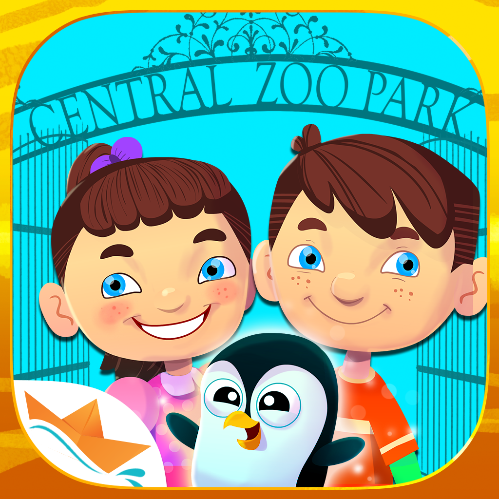 Zac And Zoey - The Penguin Prankster