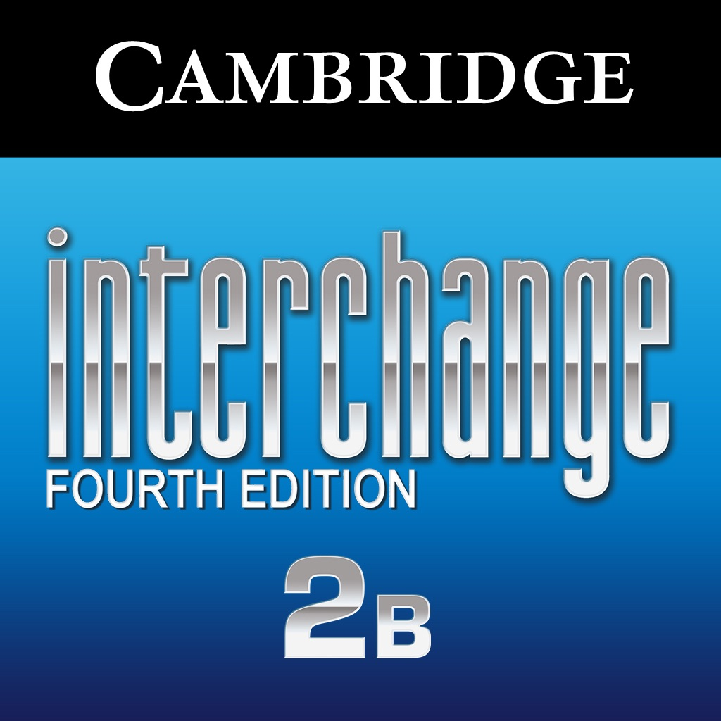 Interchange Fourth Edition, Level 2 B