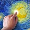 Starry Night Interactive Animation
