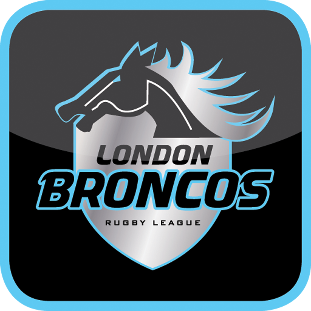 London Broncos - The Official Matchday Programmes for Broncos fans! icon