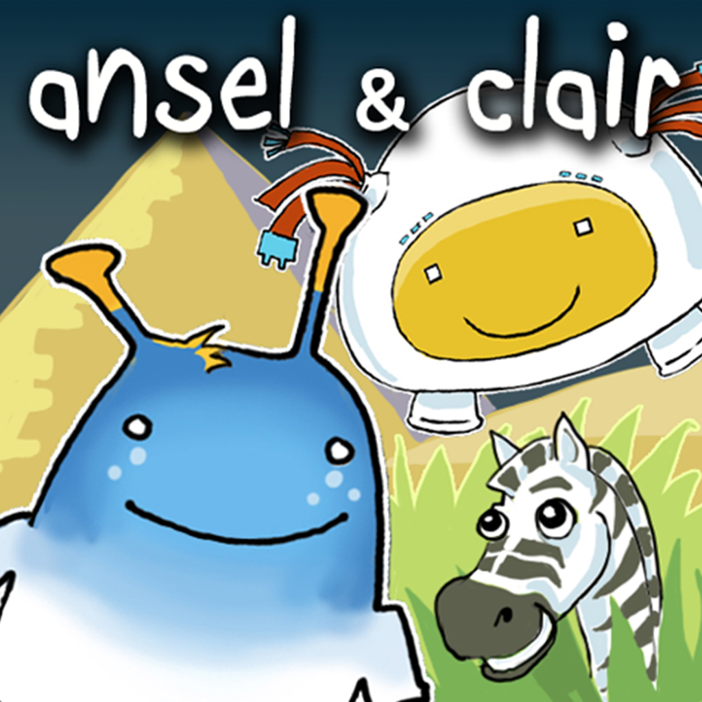 Ansel and Clair's Adventures in Africa