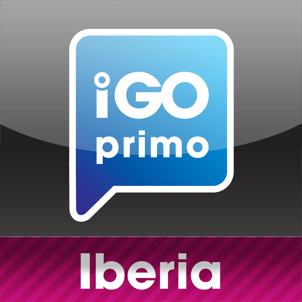 Iberia - iGO primo app