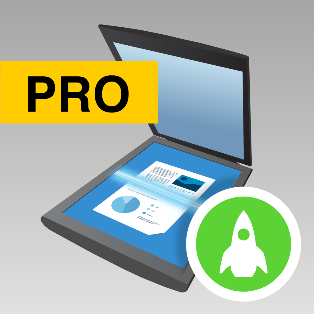 My Scans PRO, best document scanner