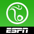 Follow all the action and drama of soccer with the ESPN FC app