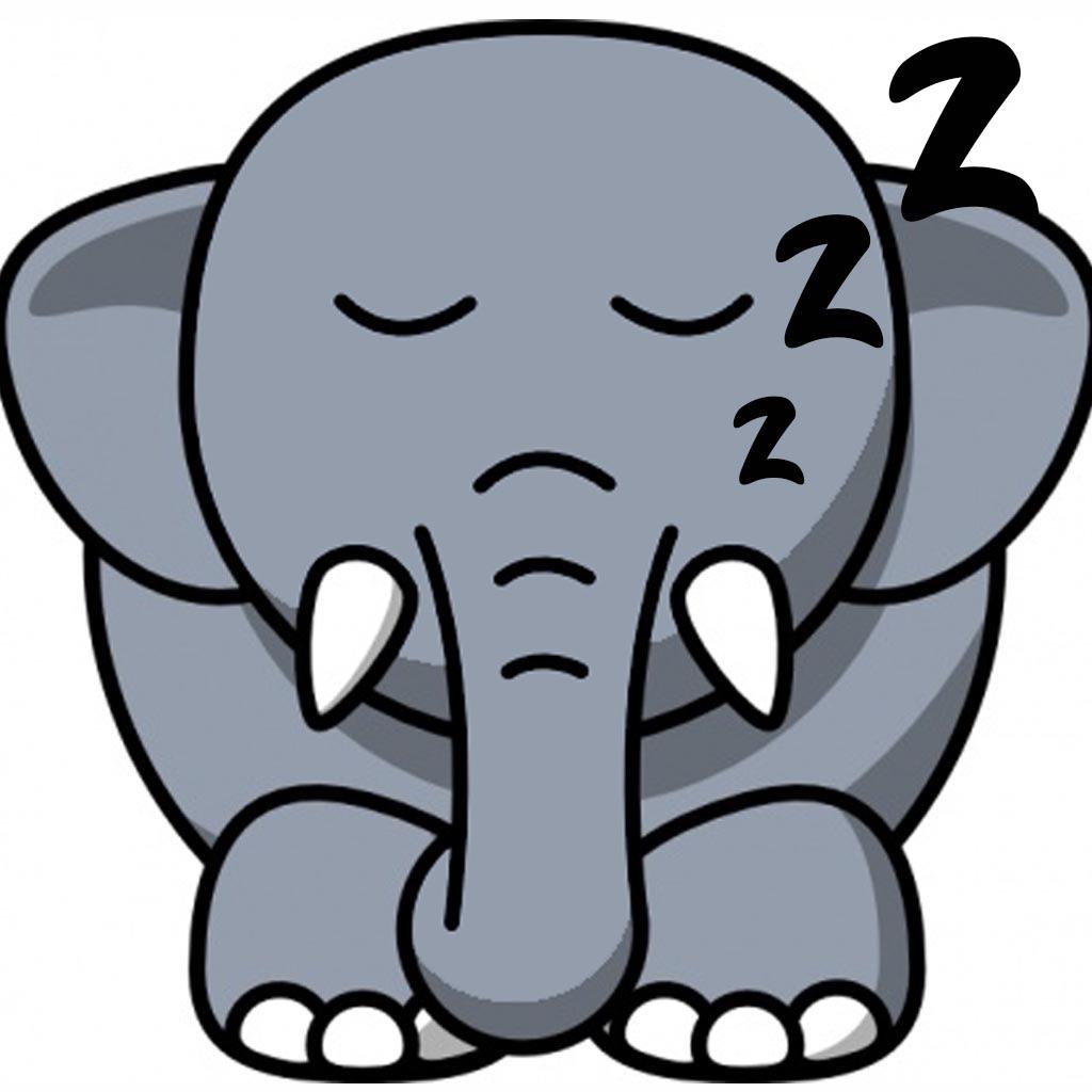 Snoring Elephant