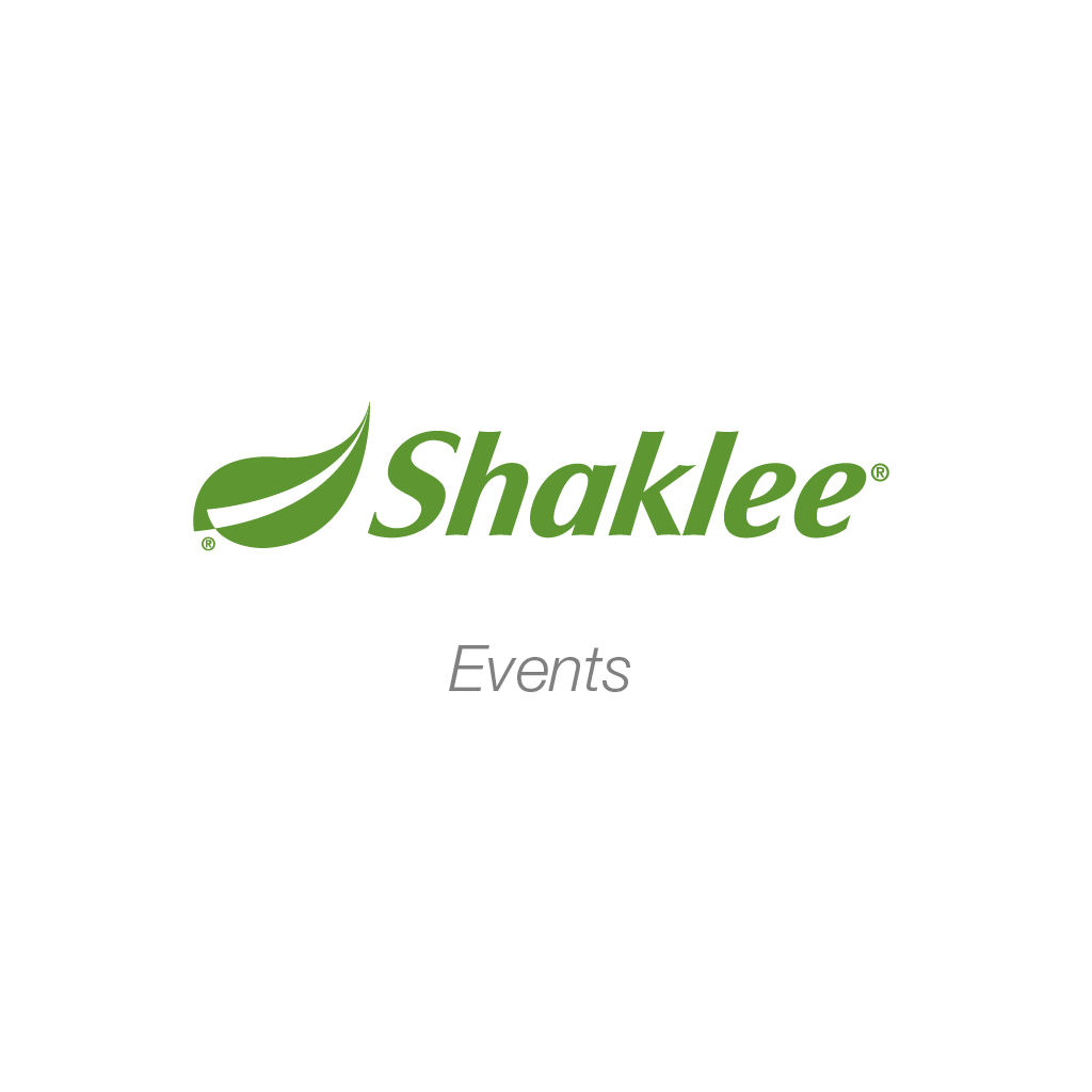 Shaklee Events