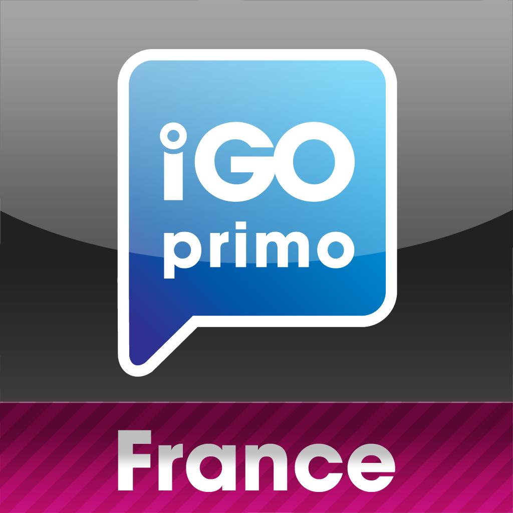 France - iGO primo app