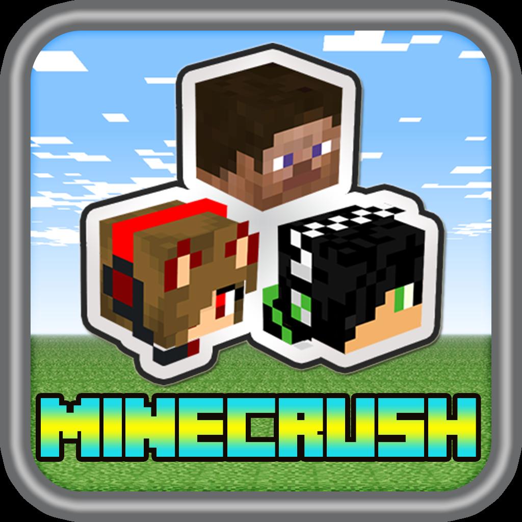 iMatch Minecrush Matching : x3 Match Puzzle Connection Block Craft World Edition