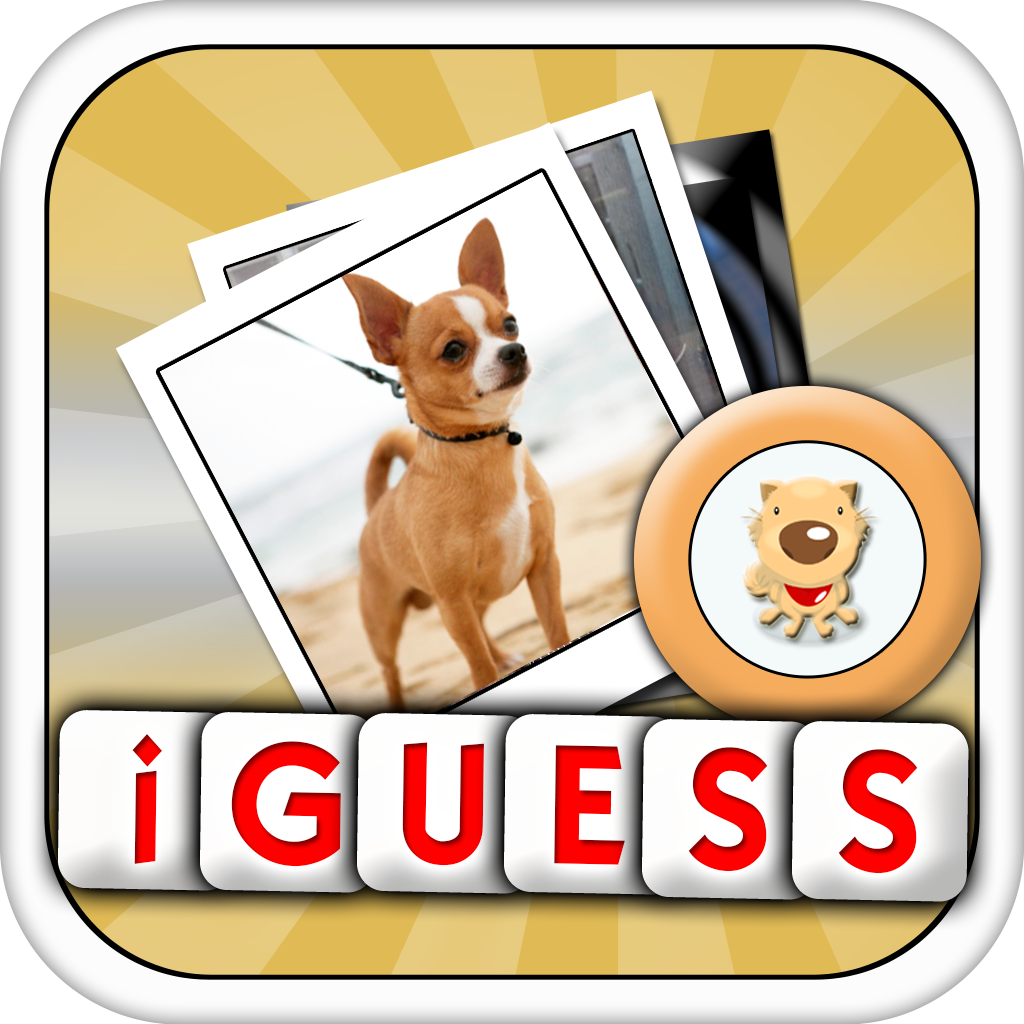 iGuess for Popular Dog Breeds of All Time Free ( Pictures Animals Edition Quiz )