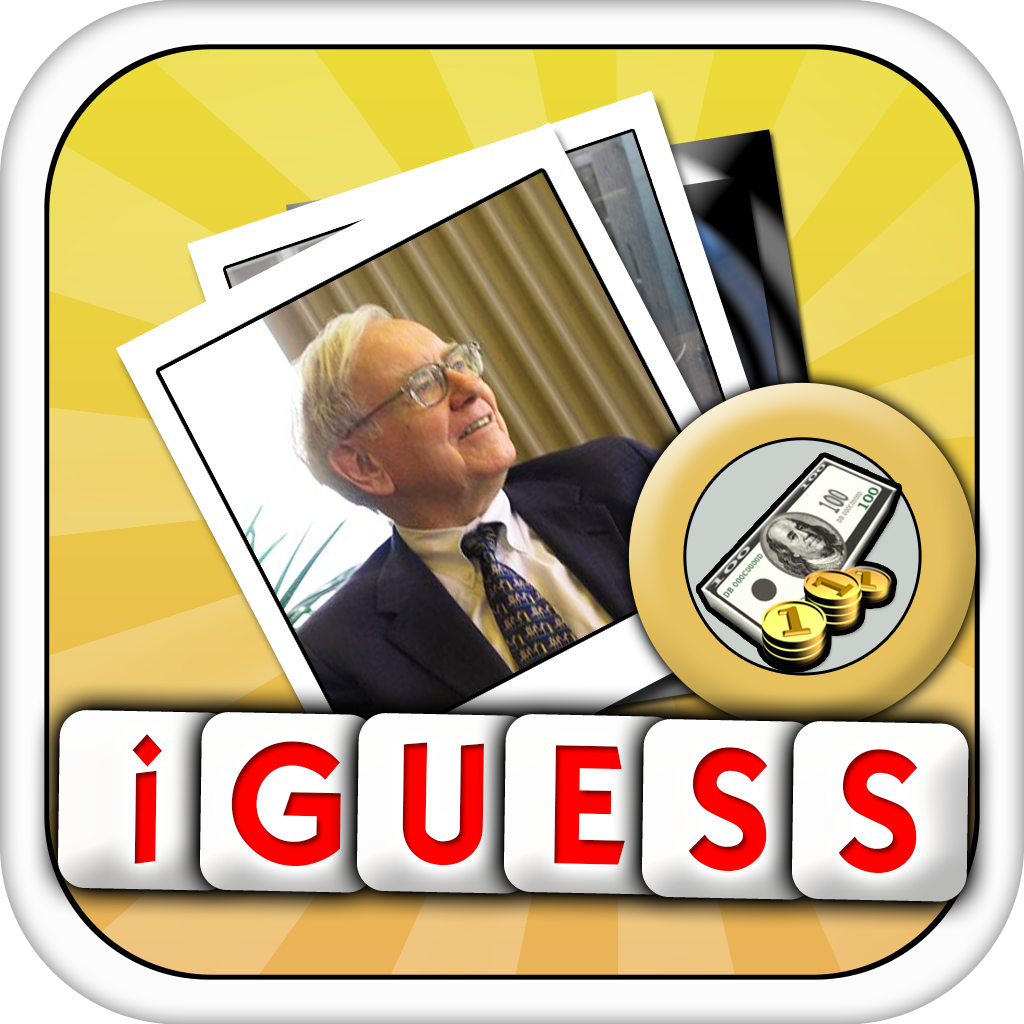 iGuess for The World's Billionaires Pro ( Important and Peoples Pictures Quiz)