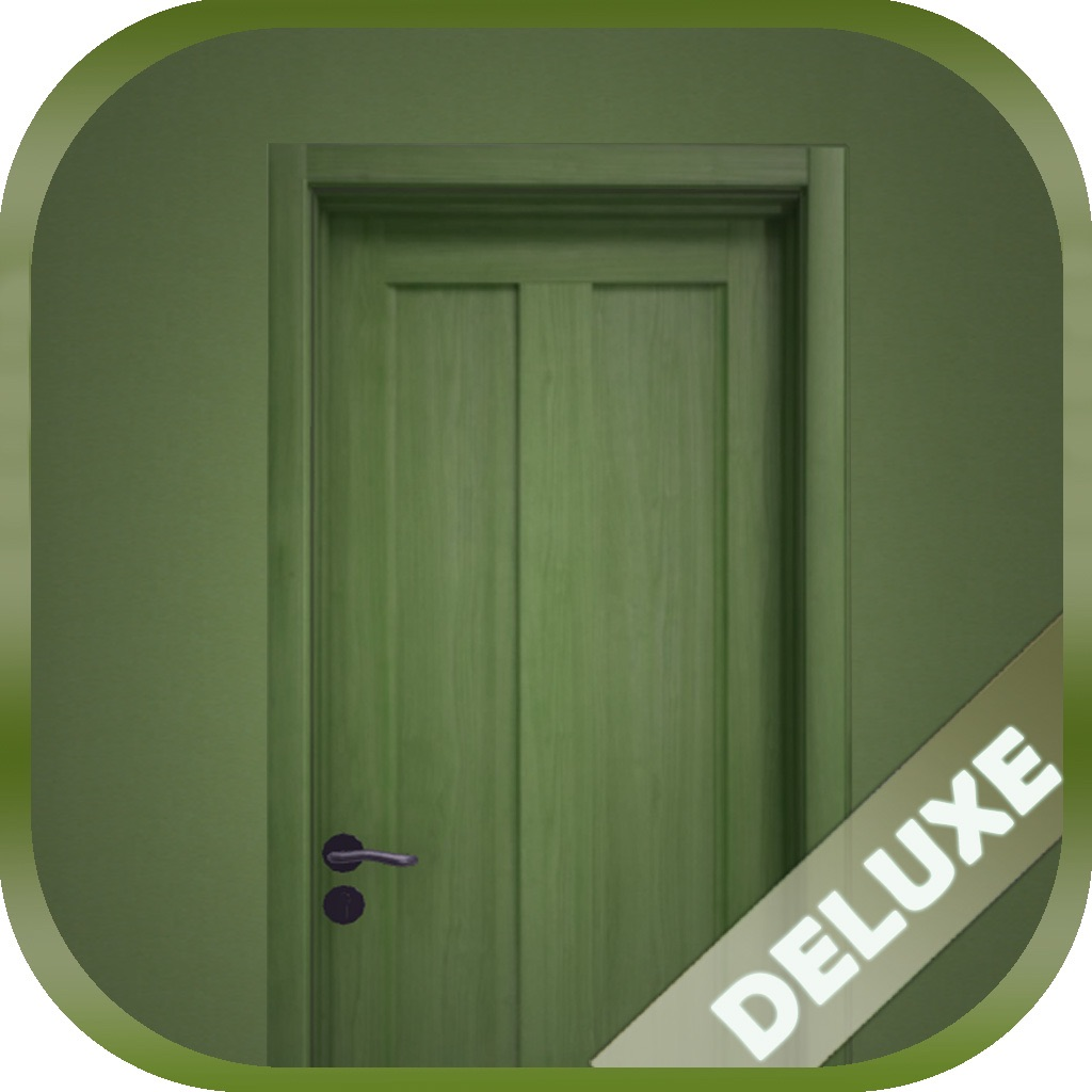 Can You Escape 10 Horror Rooms II Deluxe icon