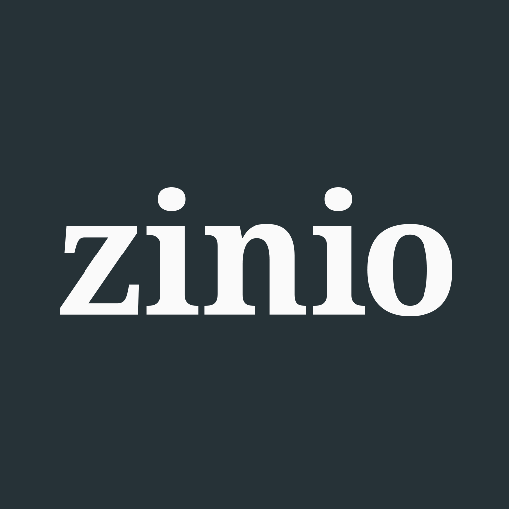 Zinio – 5,000+ Digital Magazines