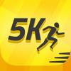 5K Runner, Couch to 5K run training. ラン 5キロ コーチ
