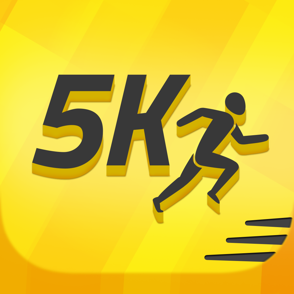 5K Runner - 0 to 5K run training, running apps by Fitness22