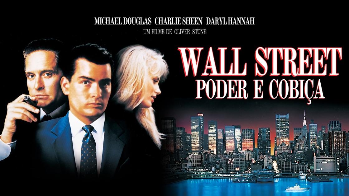 Wall Street - Poder e Cobiça na Apple TV