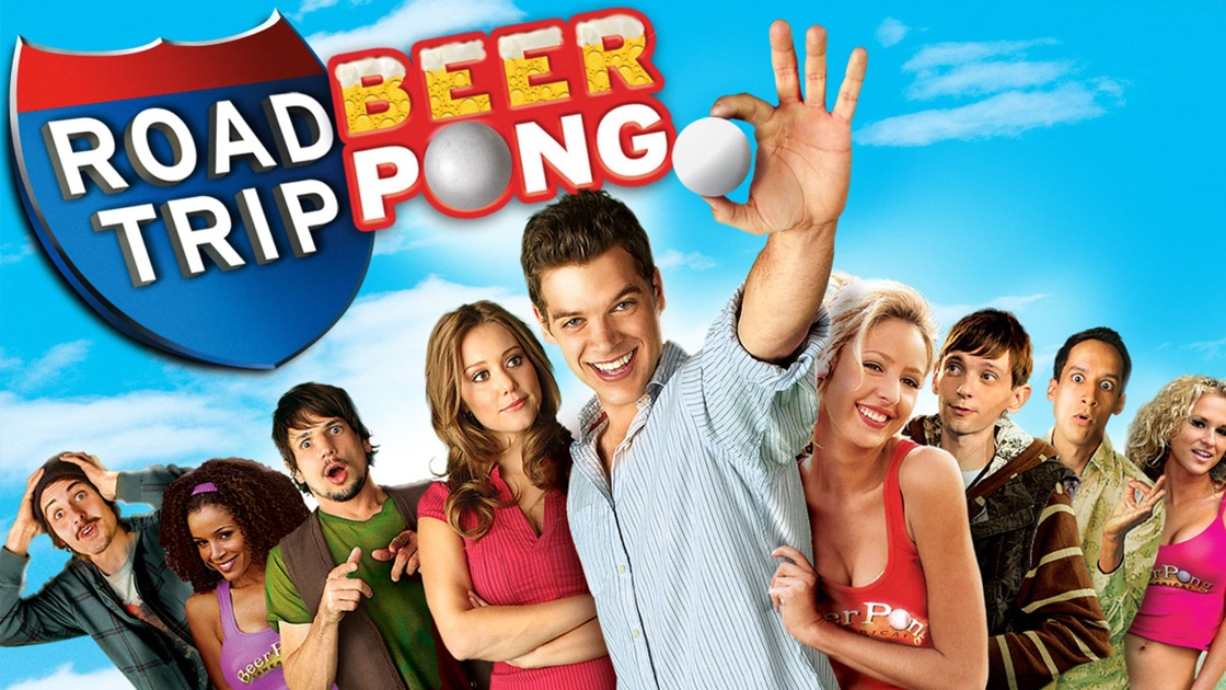 Michael Trotter Road Trip Beer Pong