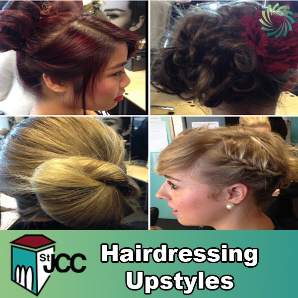 Hairdressing Up Styles