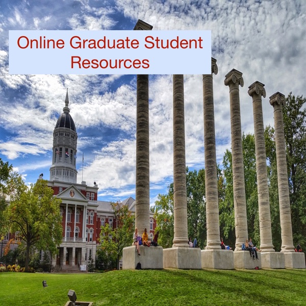Online Graduate Student Resources