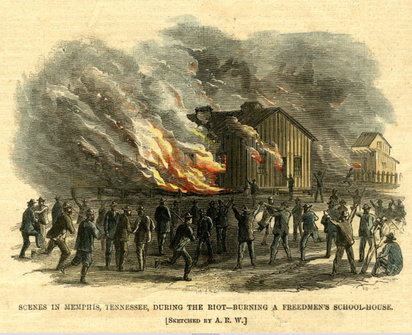 Racial Violence After the American Civil War