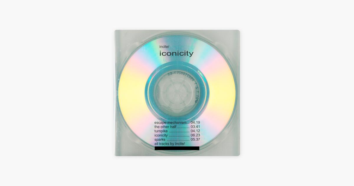 Inciteの「Iconicity - EP」をAp...