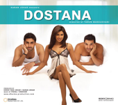 Dostana (Original Motion Picture Soundtrack)  EP-Vishal-Shekhar