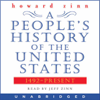 Howard Zinn - A People's History of the United States: 1492 to Present (Unabridged)  artwork