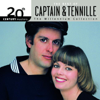 Captain & Tennille - 20th Century Masters - The Millennium Collection: The Best of Captain & Tennille (Remastered)  artwork