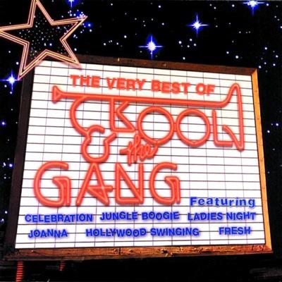 The Very Best of Kool & The Gang - Kool & The Gang album