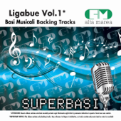 Basi Musicali: Ligabue, Vol. 1 (Versione Karaoke)