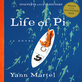 Life of Pi (Unabridged) audiobook
