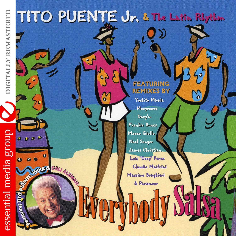 Download album: Everybody Salsa - artist Tito Puente, Jr : Latino