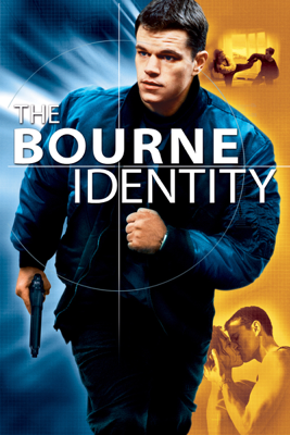 Doug Liman - The Bourne Identity  artwork