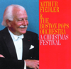 Arthur Fiedler & Boston Pops Orchestra - A Christmas Festival  artwork