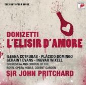 Plácido Domingo - L'elisir d'amore: Scene 1 - Prelude (Vocal)