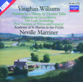 Vaughan Williams: Tallia Fantasia; Fantasia on Greensleeves; The Lark Ascending etc.