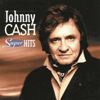 Johnny Cash - Super Hits  artwork