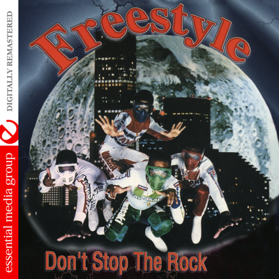 Don't Stop the Rock - Freestyle song