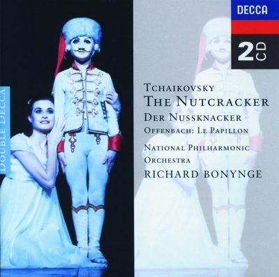Tchaikovsky: The Nutcracker - Offenbach: Le Papillon - London Symphony Orchestra, National Philharmonic Orchestra & Richard Bonynge album