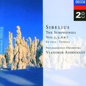 Vladimir Ashkenazy - Sibelius: Symphony No.3 in C, Op.52 - 2. Andantino con moto, quasi allegretto