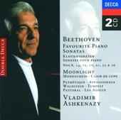 Beethoven Ludwig van: Piano sonata No 21 in C major Op 53 Waldstein i Allegro con brio; Vladimir Ashkenazy 11:12