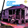 John Lee Hooker - House of the Blues  artwork