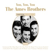 The Ames Brothers - The Naughty Lady of Shady Lane