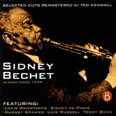 Sidney Bechet - Male Me A Pallet On The Floor