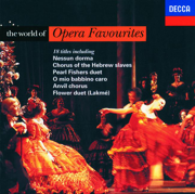 The World of Opera Favourites - Various Artists - Various Artists