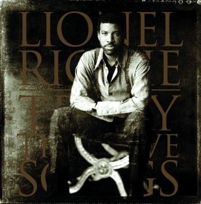 Truly: The Love Songs - Lionel Richie album